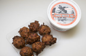 Conch Fritter Mix: 1lb
